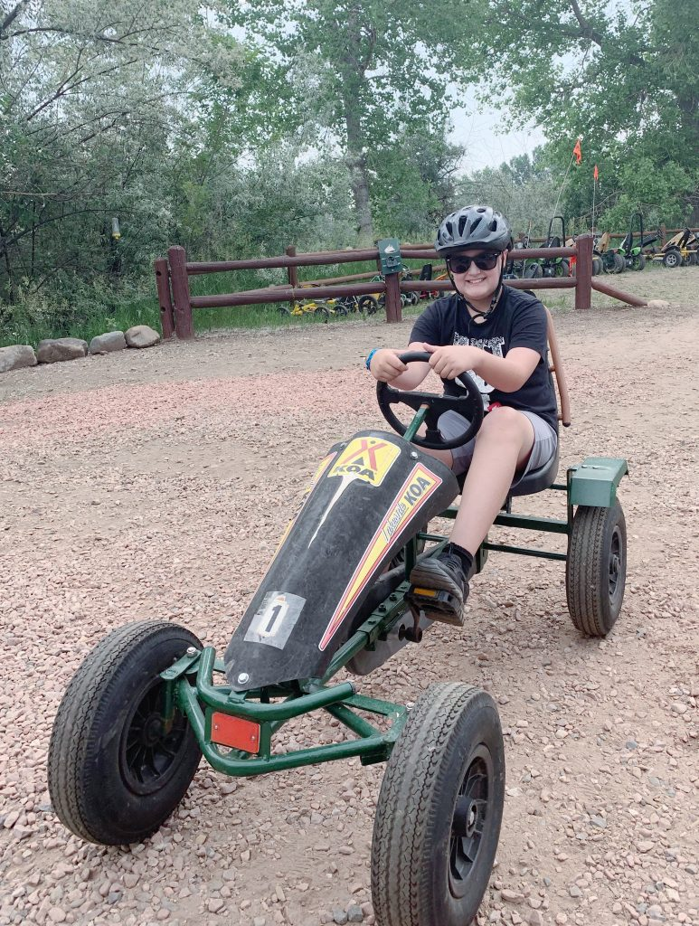 Activities to do at lakeside KOA in fort Collins Colorado