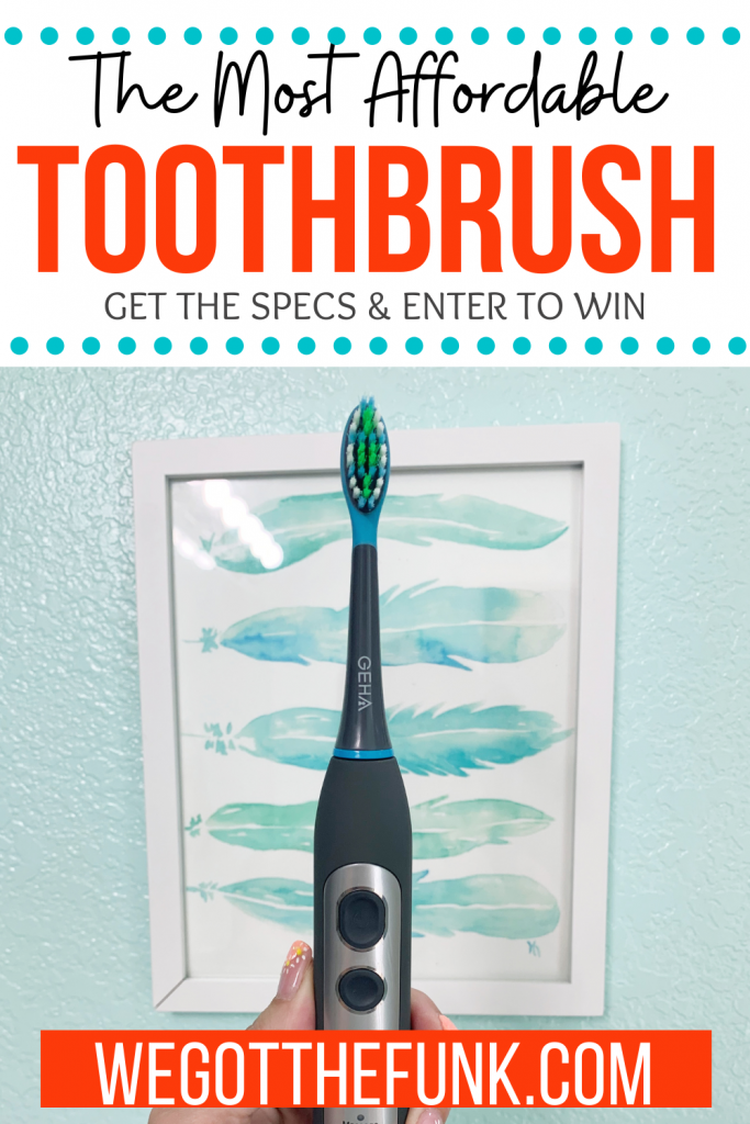 The most affordable Toothbrush