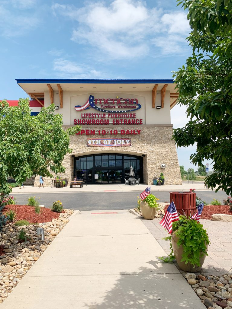 American Furniture Warehouse Firestone