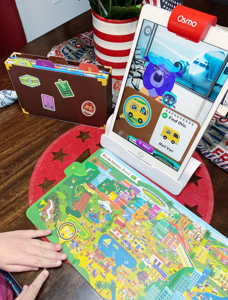 how to play detective agency on osmo