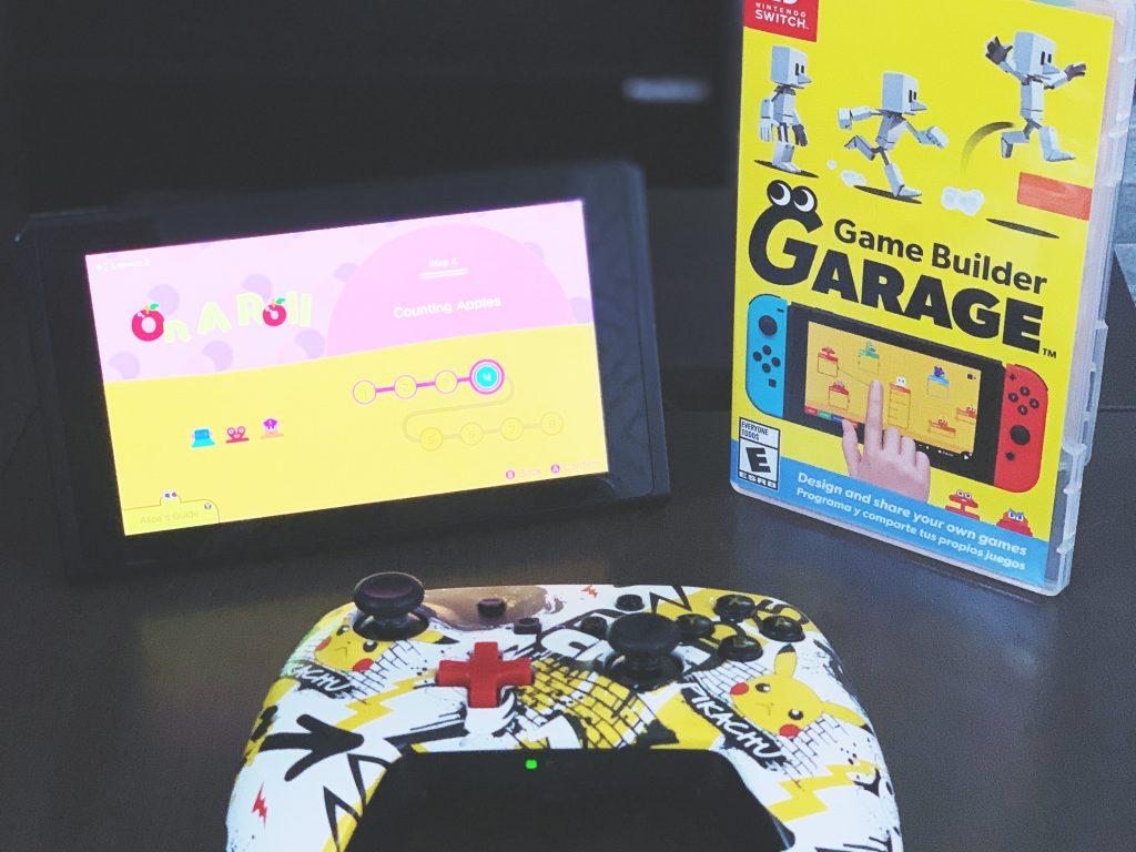 levels on game builder garage