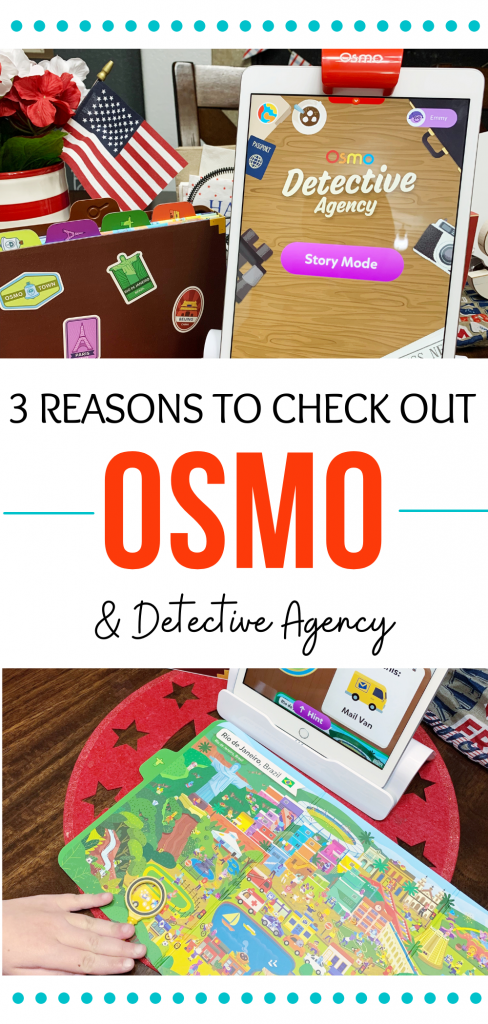 3 reasons to check out detective agency from osmo