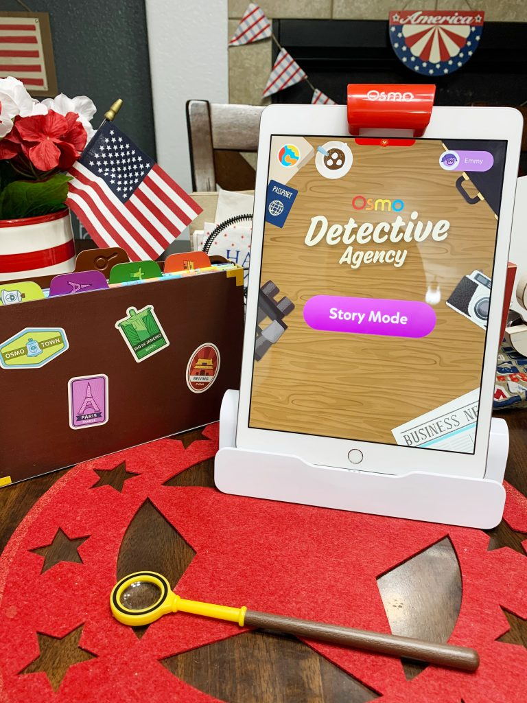Detective agency for osmo review