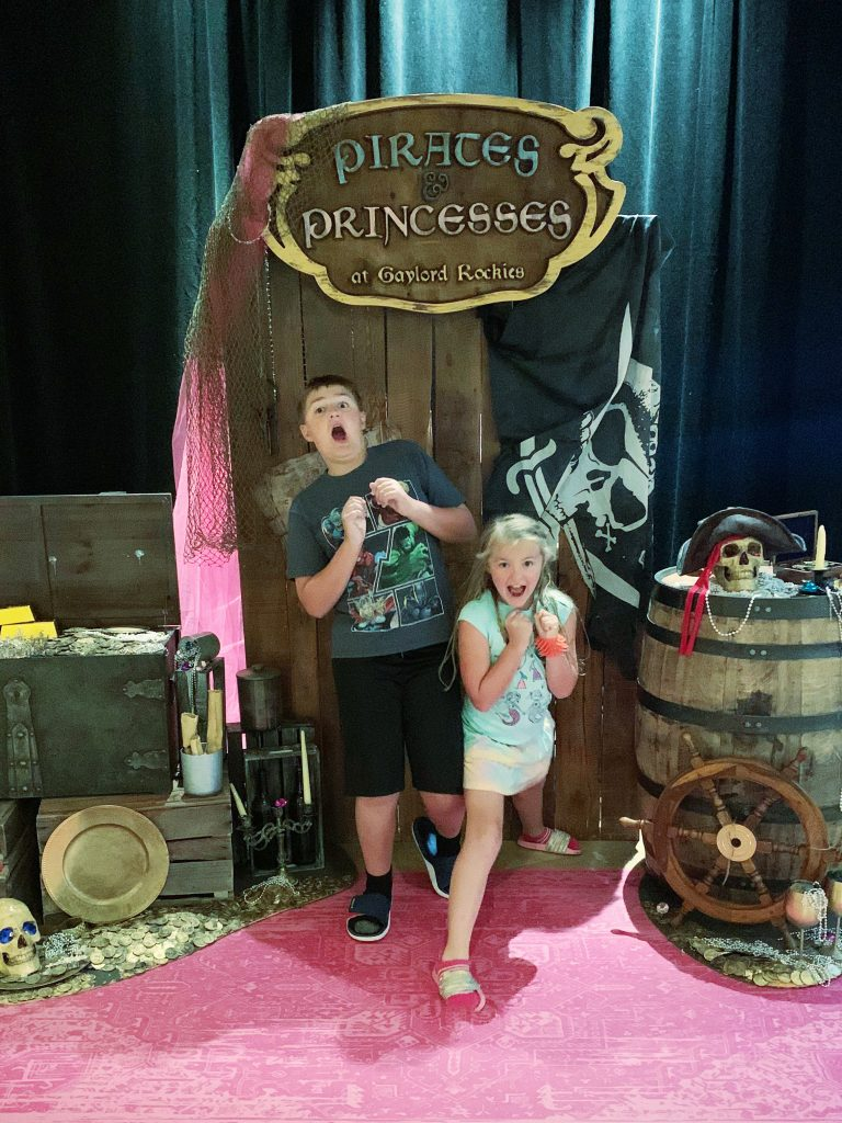 Pirate & Princess Events at Gaylord Rockies