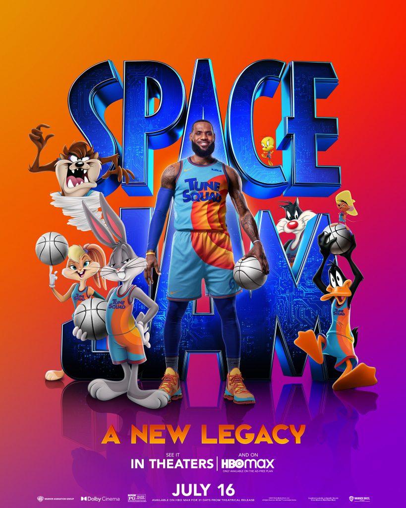 Space Jam 2 Movie Poster