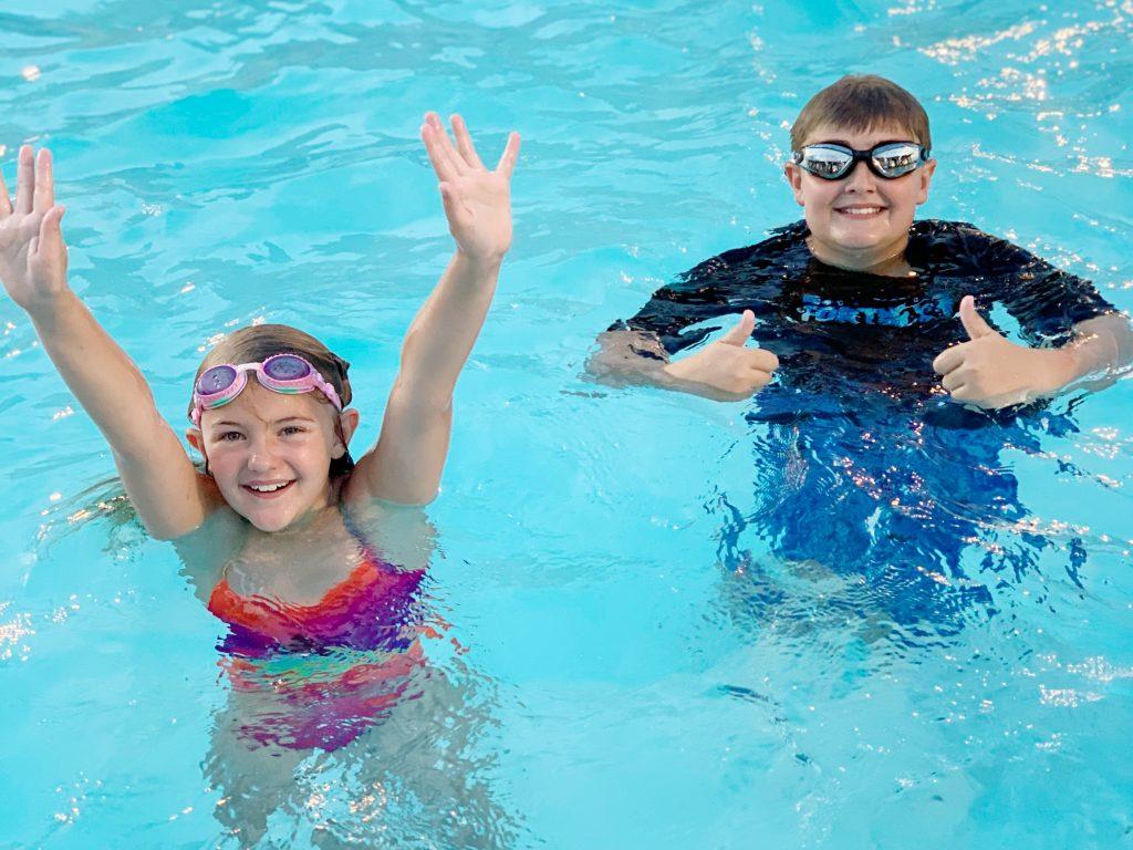 Arapahoe Springs Pool time at Gaylord Rockies