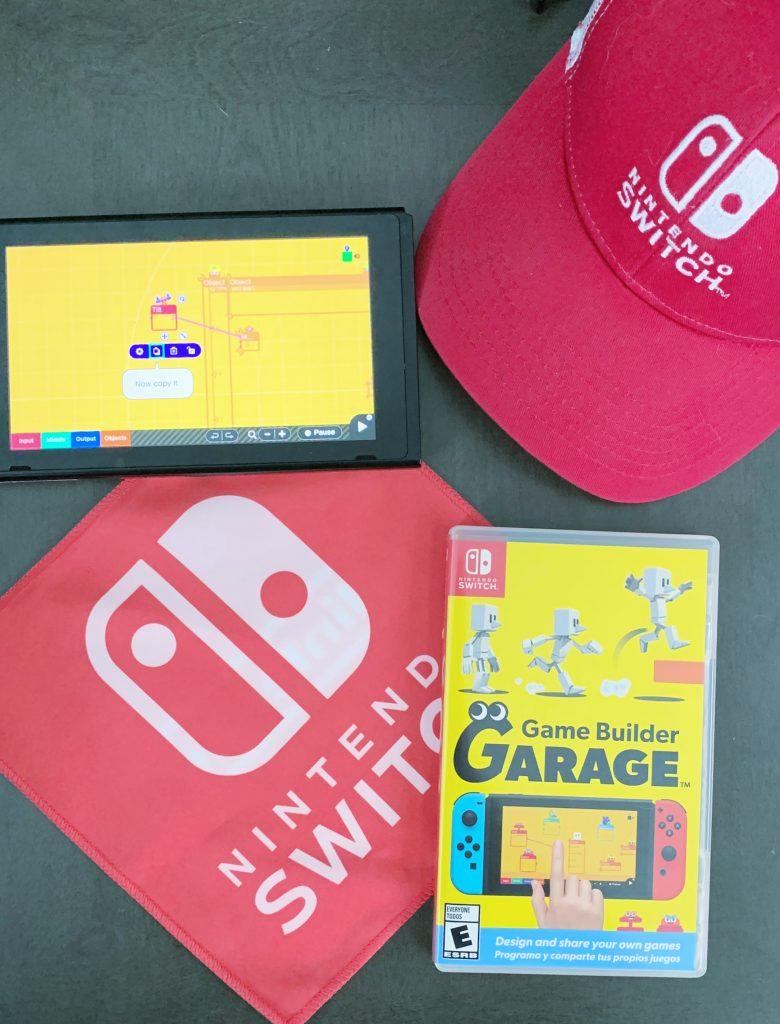 Game Builder Garage Gift package
