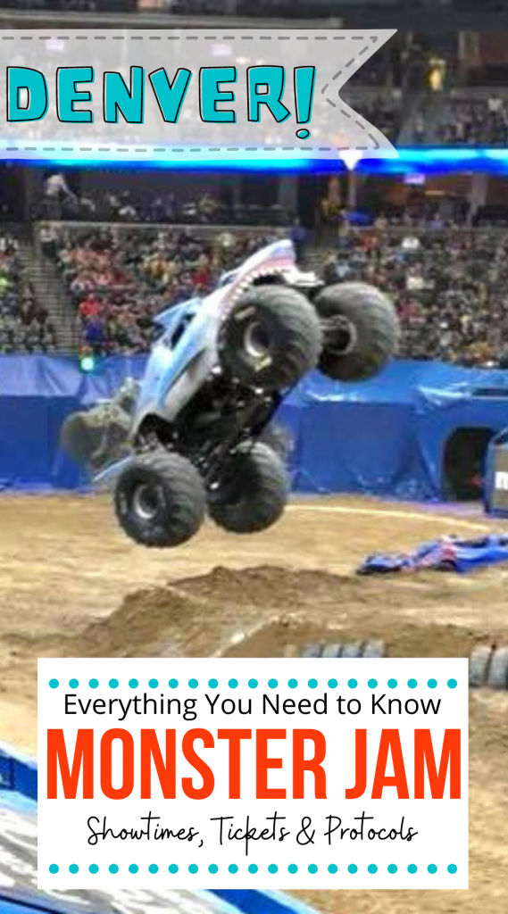 Monster Jam Returns to Denver, get showtimes, tickets and protocols here.
