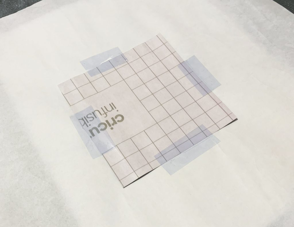 How to use infusible ink with Cricut aluminum sheets